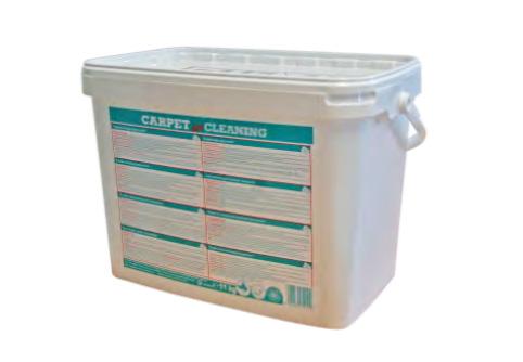 C1150 Teppichreinigungsgranulat