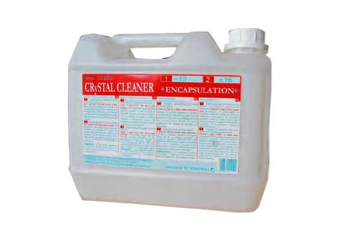 CC300C CRySTAL CLEANER Encapsulation