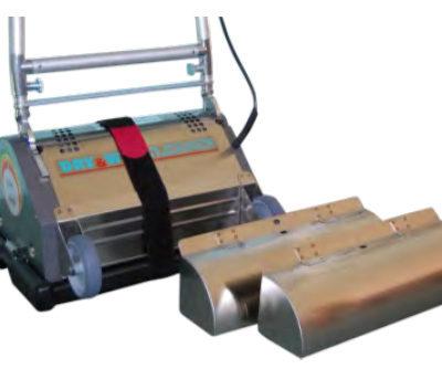 PRO 35 Teppichboden und Hartbodenreinigungsmaschine