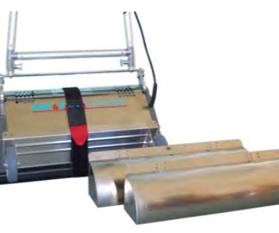 PRO 45 Teppichboden und Hartbodenreinigungsmaschine
