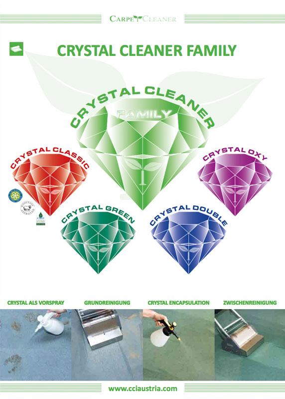 Wögenstein – Carpet Cleaner Crystal Family folder