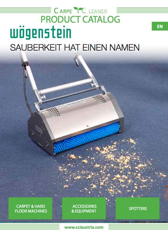 Wögenstein – Carpet Cleaner Produktkatalog