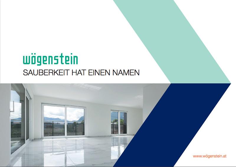 Wögenstein Firmenfolder