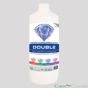 Teppichreiniger Crystal Cleaner Double
