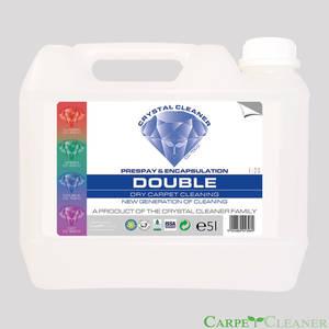 Teppichreiniger Teppichreiniger Crystal Cleaner Double 5l