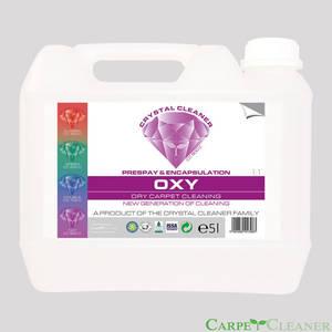 Teppichreiniger mit Aktivsauerstoff Crystal Cleaner Oxy, 5l